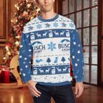 Busch light Christmas Sweater #KV