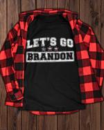 Let's Go Brandon American Flag Unisex T-Shirt 2D #KV