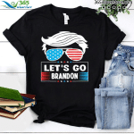 Funny Let's Go Brandon Unisex T-Shirt 2D #KV