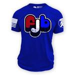 FJB color Unisex AOP T-Shirt 3D #KV