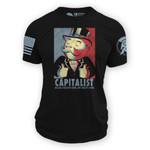 Capitalist Unisex AOP T-Shirt 3D #KV