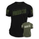 Legalize Freedom Unisex AOP T-Shirt 3D #KV