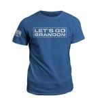 Simple Let's go Brandon black royal unisex t-shirt 3d