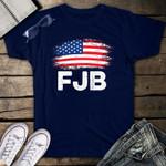 FJB Pro America Flag Unisex T-Shirt 2D #KV