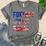 #FJB Foxtrot Juliet Bravo Unisex T-Shirt 2D #KV