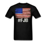 FJB American flag unisex t-shirt