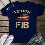 Veteran FJB Unisex T-Shirt 2D #KV