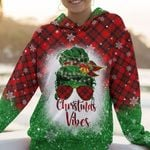 Christmas Vibes Hoodie 3D