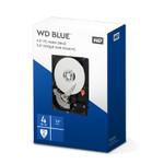 """WD Blue 4TB PC Hard Drive - 5400 RPM Class, SATA 6 Gb/s, 64 MB Cache, 3.5"""" - WDBH2D0040HNC-NRSN"""