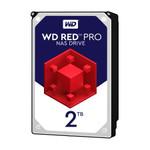 "WD Red Pro 2TB NAS Hard Drive Bare Drive - 7200 RPM Class SATA 6.0Gb/s 64MB Cache 3.5"" - WD2002FFSX"