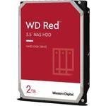 "Western Digital Red 2TB NAS Internal Hard Drive - 5400 RPM Class, SATA 6Gb/s, SMR, 256MB Cache, 3.5"" - WD20EFAX"
