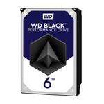 WD Black 6TB Performance Desktop Hard Disk Drive - 7200 RPM SATA 6 Gb/s 32MB Cache 3.5 Inch - WD6002FZWX