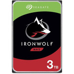 Seagate IronWolf 3TB NAS Internal Hard Drive HDD – CMR 3.5 Inch SATA 6Gb/s 5900 RPM 64MB Cache for RAID Network Attached Storage (ST3000VN007)