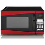 Hamilton Beach 0.9 Cu. Ft. 900W Red Microwave