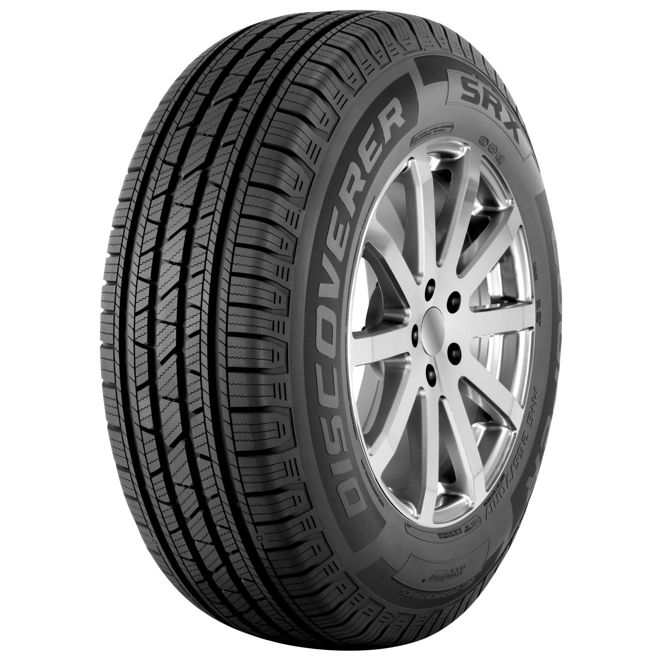 COOPER DISCOVERER SRX All-Season 235/65R17 104T Tire