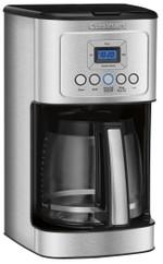 Cuisinart Programmable Coffee Maker - Silver/Black