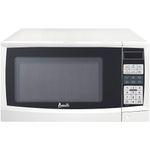 Avanti MT9K0W 0.9 Cu.Ft. White Counter-Top Microwave