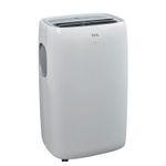 TCL Home 6,000 BTU 115-Volt Smart Portable Air Conditioner, Remote, White, W10P92
