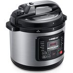 GoWISE GW22705 USA 12-in-1 Electric High-Pressure Cooker (10-QT, Stainless Steel)