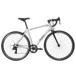 Decathlon Triban Abyss RC100, Aluminum Road Bike, 700c, Silver, S