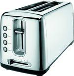 Cuisinart The Bakery Dual Long Slot Artisan Bread Toaster - Silver
