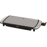Oster Electric Griddle - Black/Silver