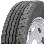 Carlisle Sport Trail LH Bias Trailer Tire - 7.00-15 LRD/8ply