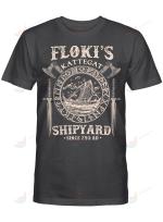 Viking Flokis Shipyard Kattegat