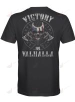 Viking Victory Or Valhalla