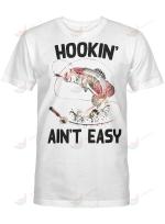 Fishing Hookin' Ain't Easy