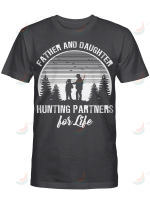 Hunting Partners For Life Father And Daughter