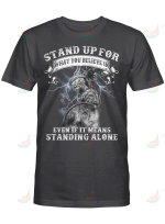 Viking Stand Up For What You Believe In