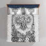 Viking Quilt Set - Bedding Set