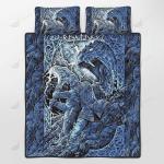 Odin Viking Quilt Set - Bedding Set