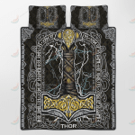 Thor Viking Quilt Set - Bedding Set VKQS0031