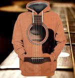 Guitar 3D All Over Print Hoodie | Sweatshirt | T-Shirt