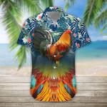 Rooster Hawaiian Shirt