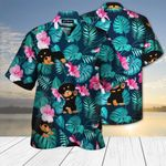 Rottweiler 3D All Over Print Hawaiian Shirt