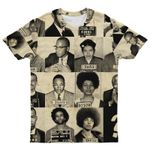 Civil Rights Leader 3D All Over Print T-Shirt