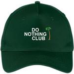 Do Nothing Club Coconut tree cap