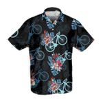 Tropical Cycling Bikecycle Hawaiian Shirt