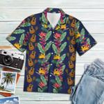 Tropical Ukulele Hawaiian Shirt
