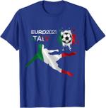Italian, Italy Champions Euro 2021 Shirt