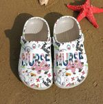 Nurse Life Unisex Clog Comfortable For Mens And Womens