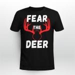 Fear The Deer Deerhorn Shirt