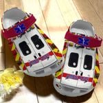 Ems Unisex Classic Clog Whitesole For Mens and Womens