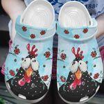 Love Chicken Unisex Clog Shoes