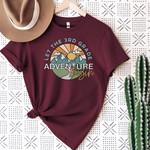 Let the 3rd Grade Adventure Begin Back to School Shirt
