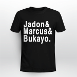 Jadon & Marcus & Bukayo Shirt