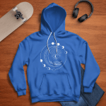 Third Eye Moon Phases Phase Strappy Shirt